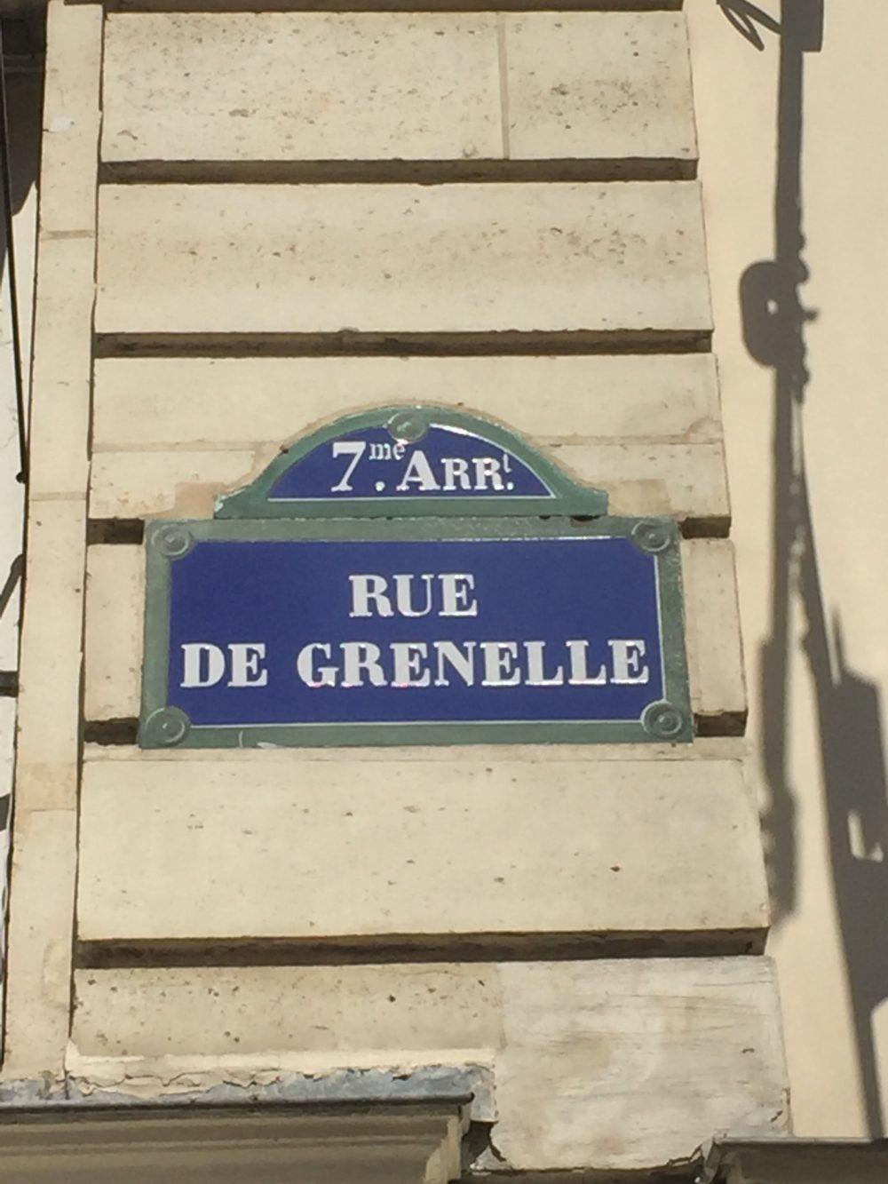 nom rue