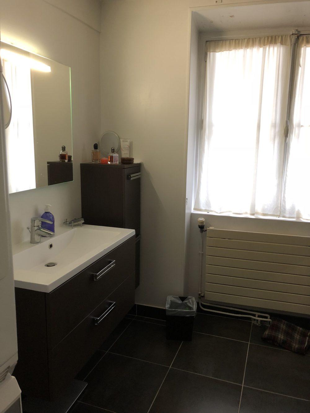 salle de douches