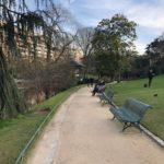 allée parc montsouris