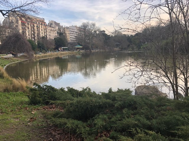 lac parc montsouris