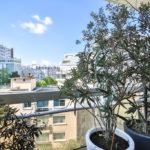 balcon oliviers